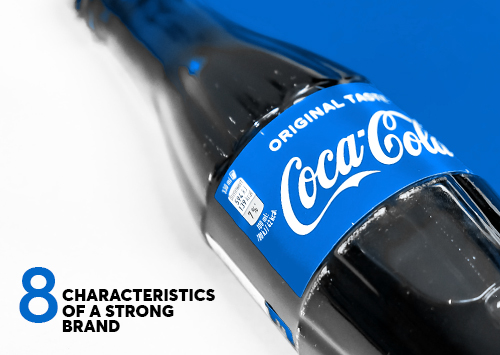 What makes a brand successful?Below we listed out the 8 characteristics that make up a strong brand. Missing any of the items below? Use this article to gain insight to where you can elevate your brand.