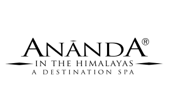 Ananda in the Himalayas logo