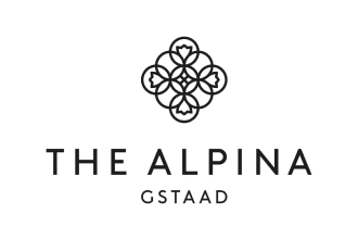The Alpina Gstaad logo