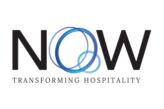 NOW Transforming Hospitality logo