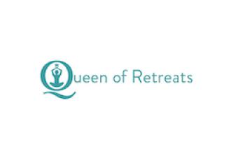 Queen of Retreats logo