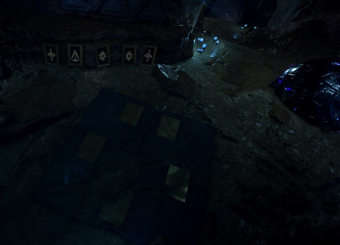 Anthem Tyrant Mine Seasonal Puzzle