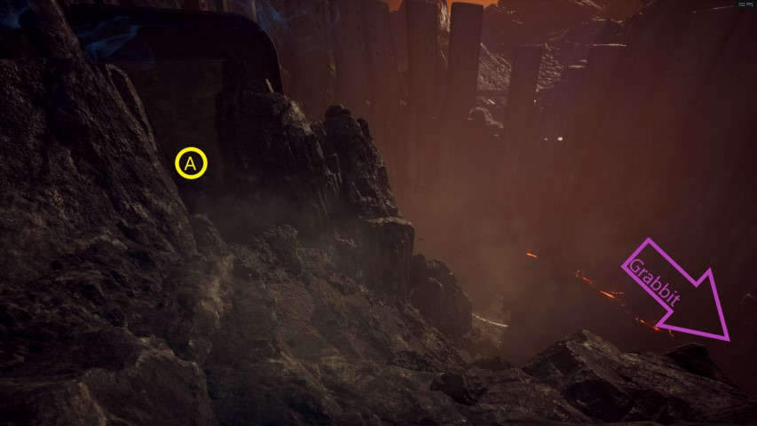 Anthem Heart of Rage Seasonal multiplier location, The Monitor approach