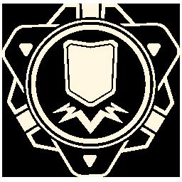 Colossus Javelin component Vanguard Emblem