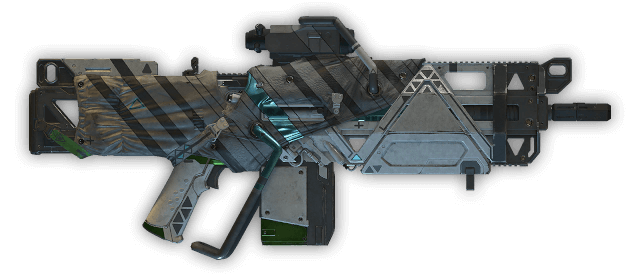 Ralner's Blaze Assault Rifle