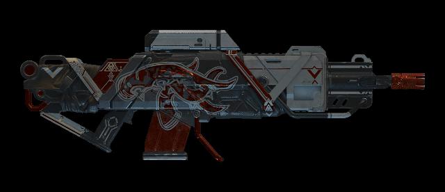 Thunderbolt of Yvenia Marksmen Rifle