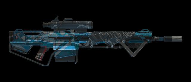 Siege Breaker Sniper Rifle