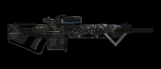 Wyvern Blitz Sniper Rifle