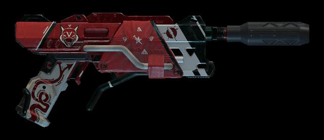 Close Encounter Heavy Pistol