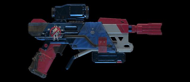 Glorious Result Heavy Pistol