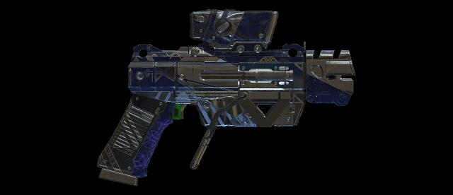 Unending Battle Machine Pistol