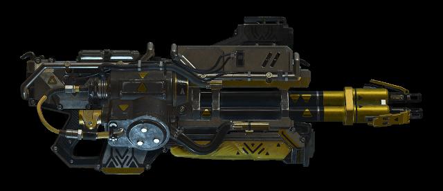 Endless Siege Autocannon