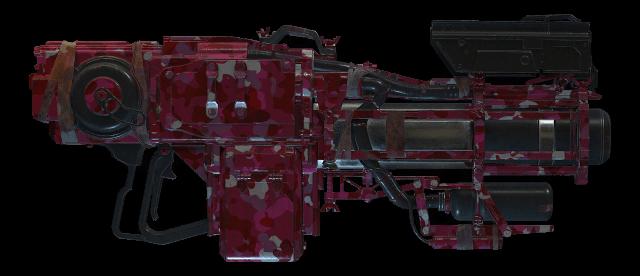 Balm of Gavinicus Grenade Launcher