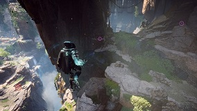 Anthem Tyrant Mine Seasonal Room 1 secrets