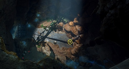 Anthem Tyrant Mine Seasonal hallway 1 secrets