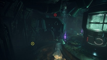 Anthem Sunken Cell Seasonal Room 6 secrets