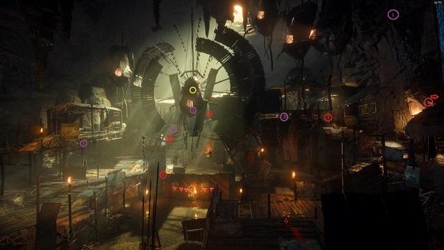 Anthem Temple of Scar Seasonal stronghold room 1 secrets