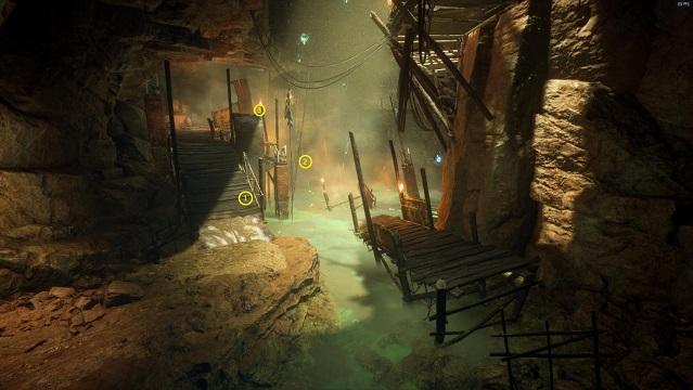 Anthem Temple of Scar Seasonal stronghold hallway 1 secrets