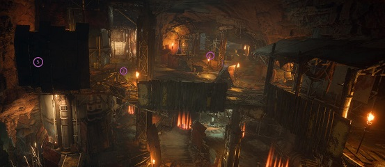 Anthem Temple of Scar Seasonal stronghold room 2 secrets