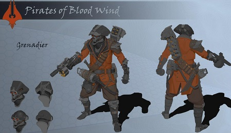 Anthem NEXT Pirates of Blood Wind early concept