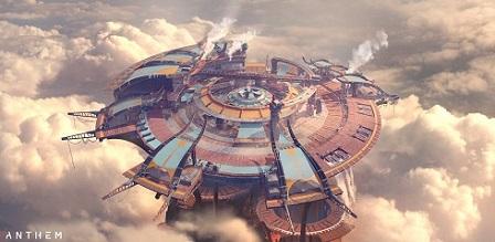 Anthem NEXT Sky Platform market
