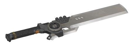 Anthem 2.0 Sword weapon concept