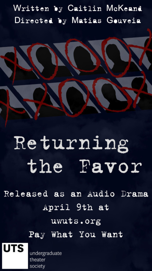 A poster for Returning the Favor