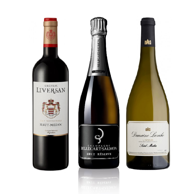 French Wines Selection (available in Alberta)