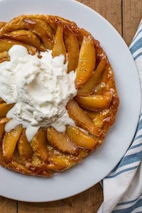 Tarte Tatin: The story behind the iconic Pie and the recipe