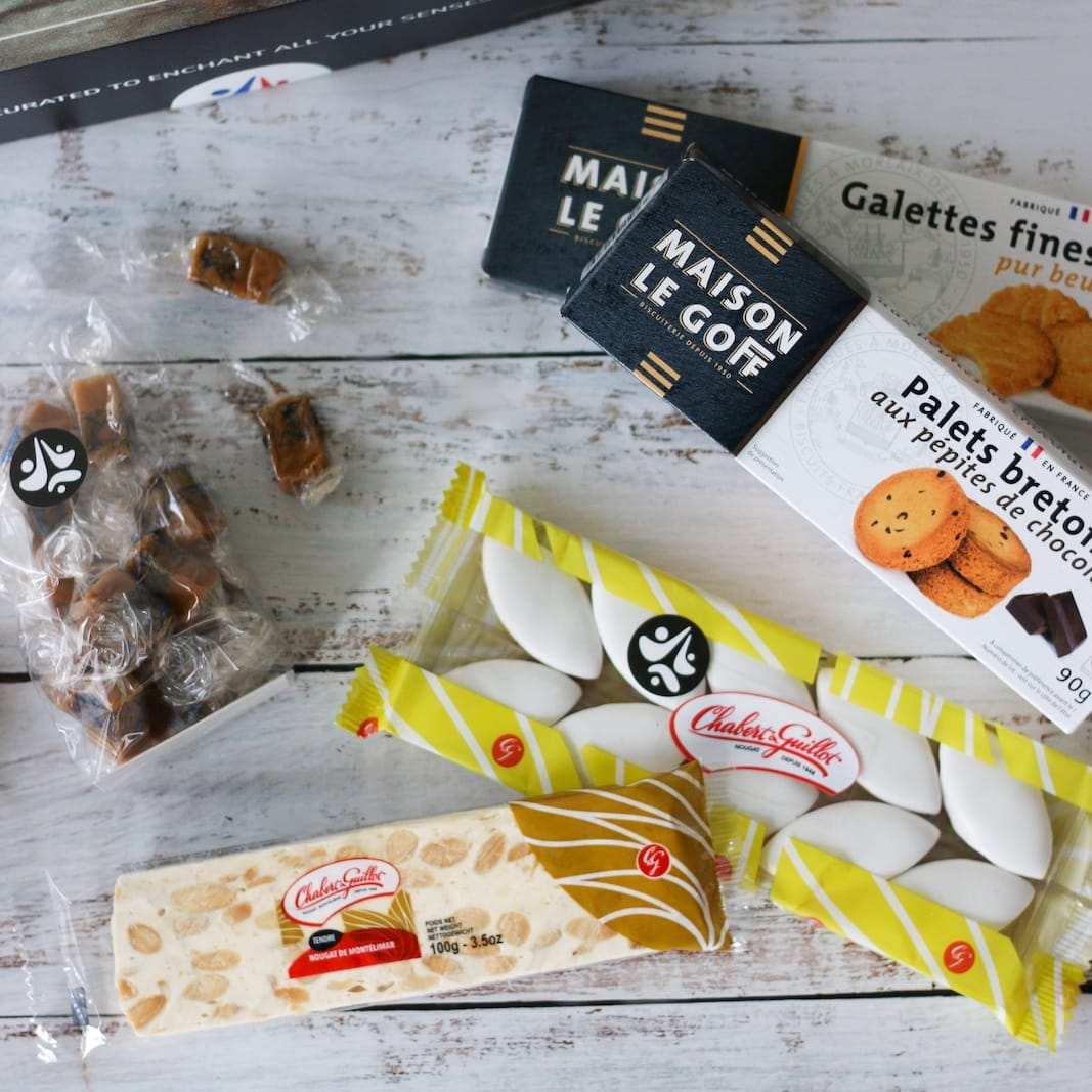 French Sweets Box