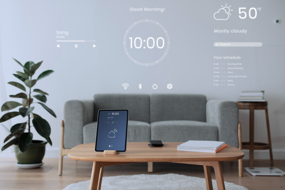 The Role Of Artificial Intelligence In Designing Smart Homes