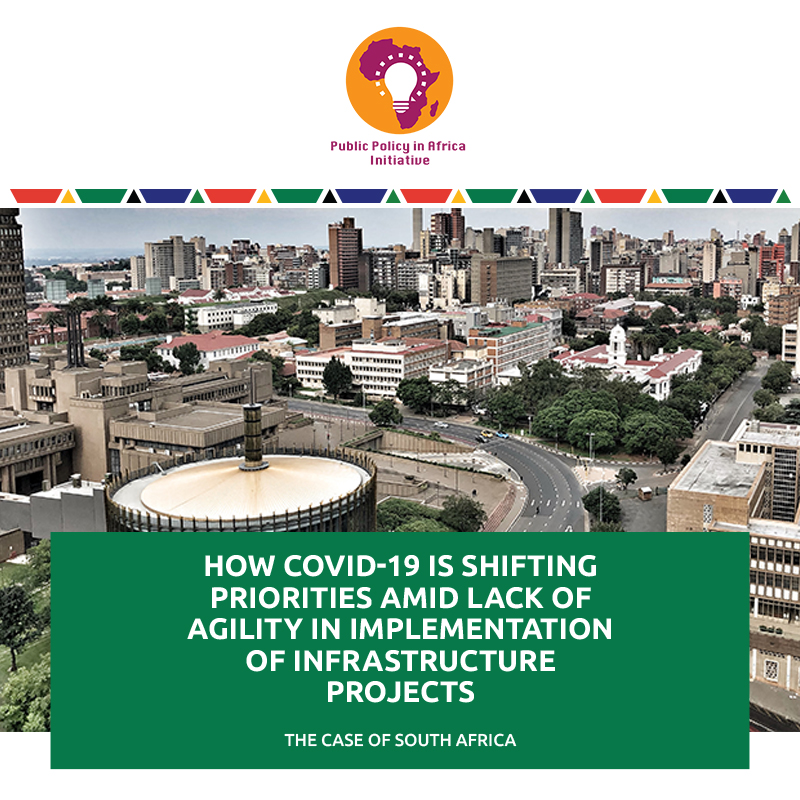 How COVID-19 Is Shifting Priorities Amid Lack Of Agility In Implementation Of Infrastructure Projects