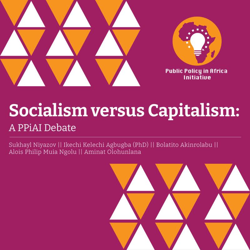 Socialism versus Capitalism: A PPiAI Debate