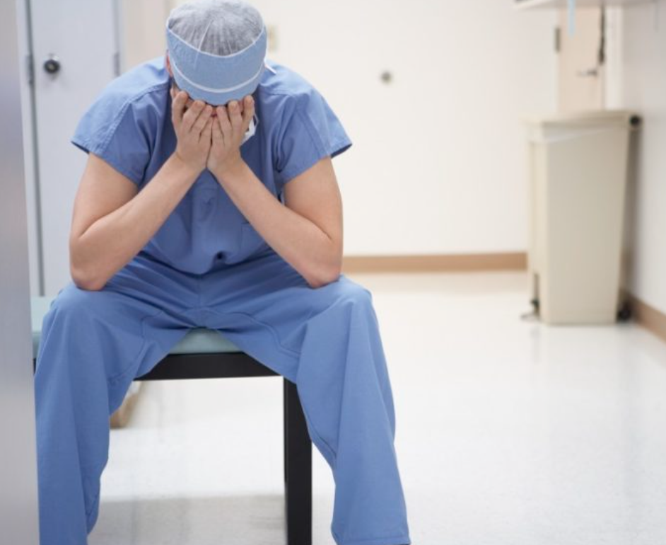 When Physician Depression Goes Undetected- How AI Can Help Those Who Suffer Unknowingly