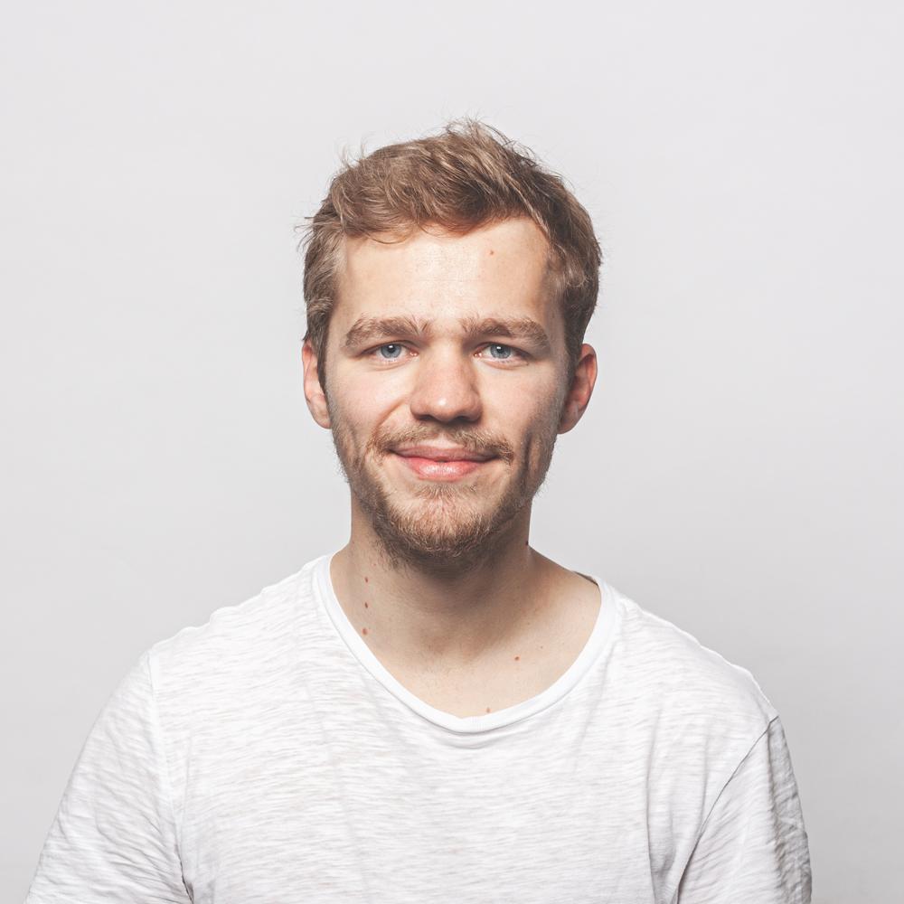 Portrait Lars Lubatschowski
