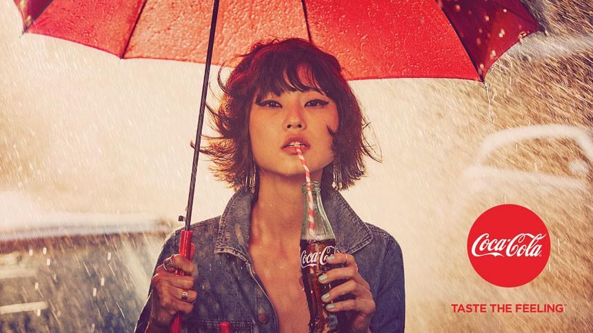 Coca Cola Taste The Feeling Campaign