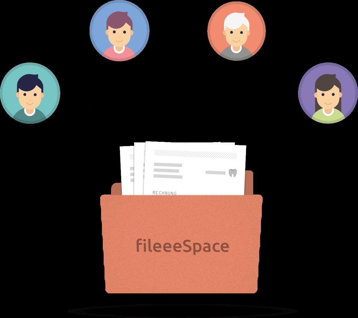 Logo fileeeSpaces