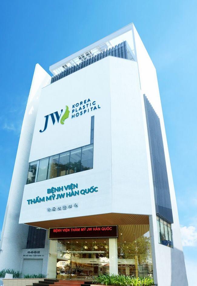 thẩm mỹ viện JW nâng mông tại tphcm