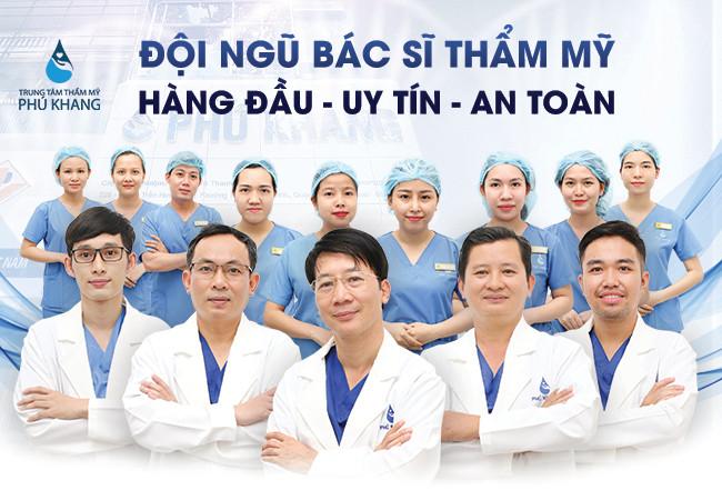 bác sĩ Phú Khang và truyền trắng dạng bôi