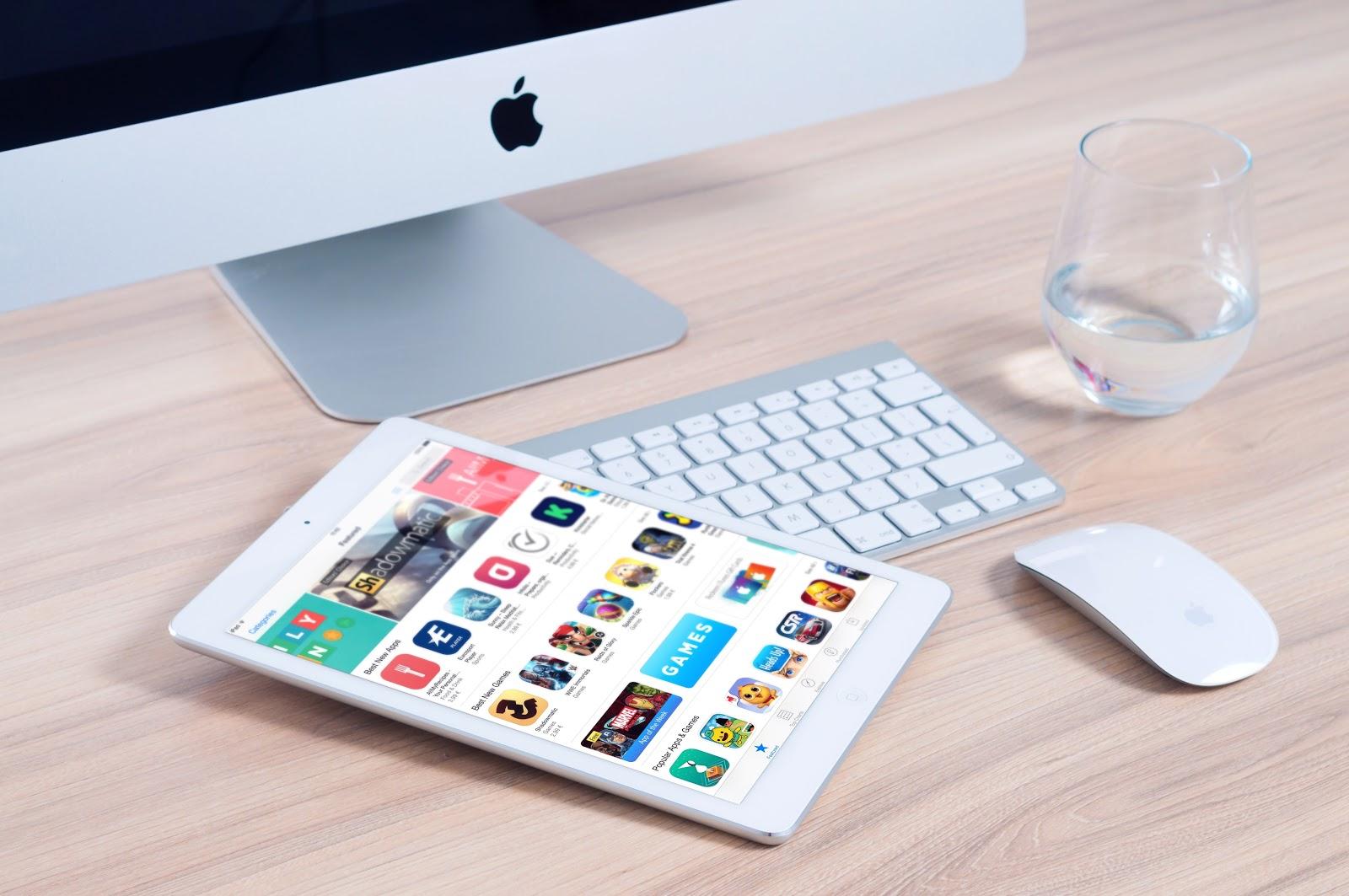 List of Modern applications