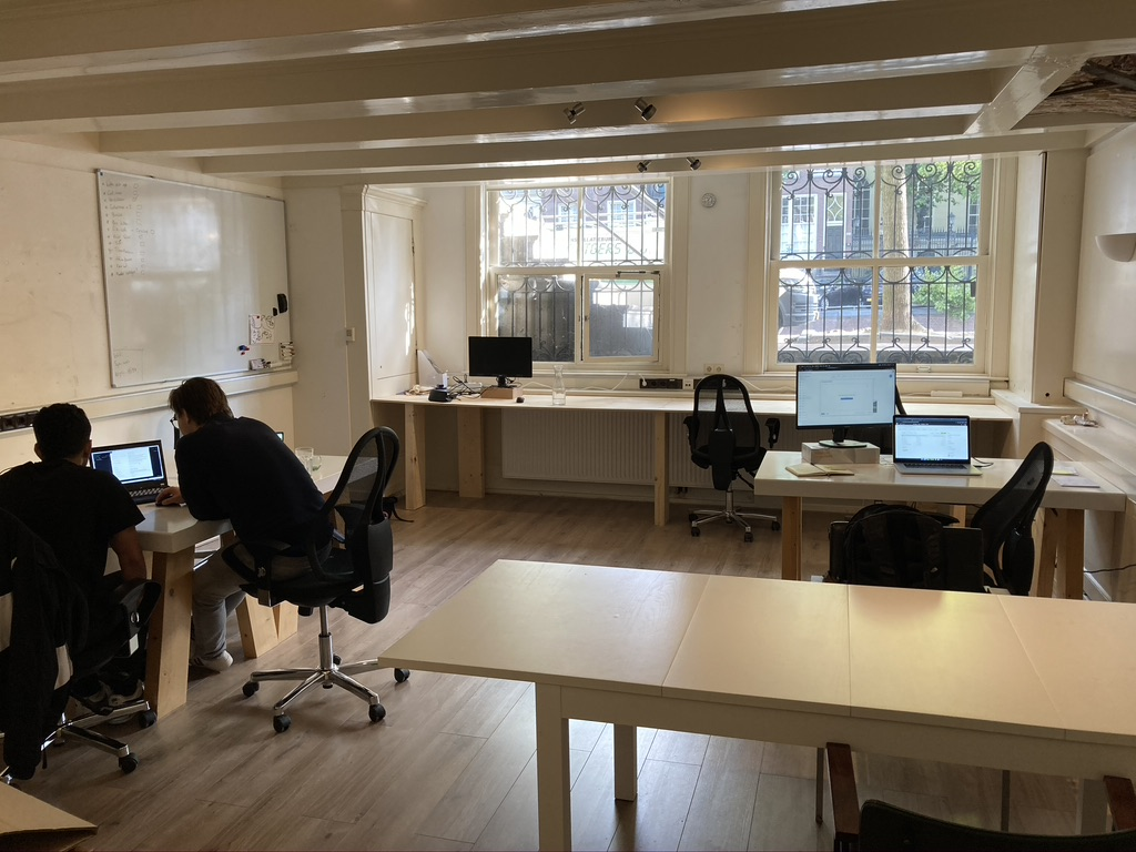 New office space herengracht 414 sous