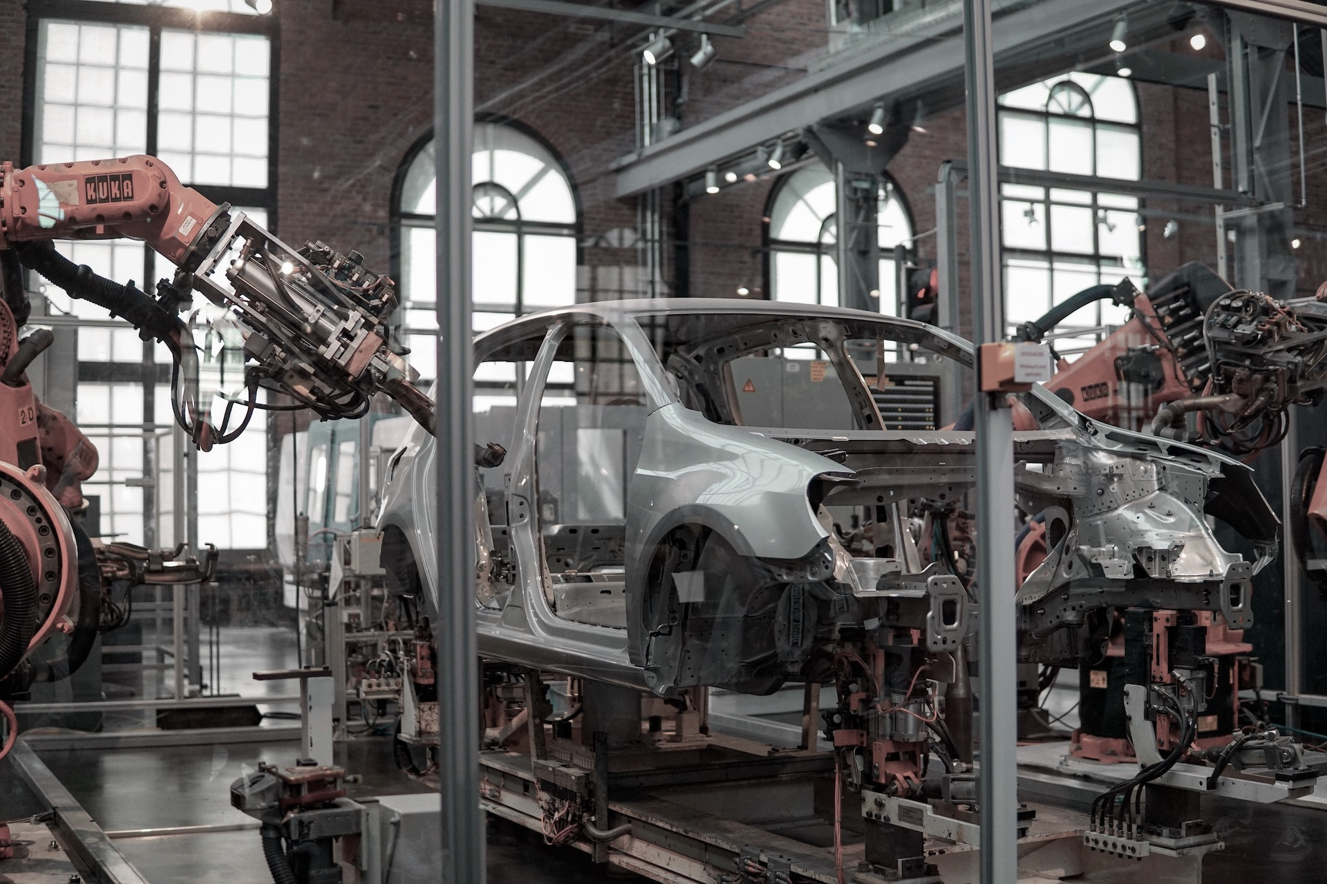 ai solutions in manufacturing