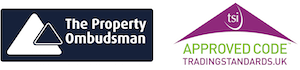 Property Ombudsman and Approved Code Logo
