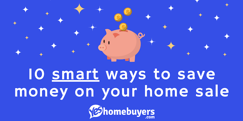 Save money when selling