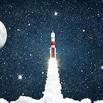 Market backlog means homesellers could fly to the moon 17 times in the time it's taking for property sales to complete