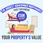 Most costly property nightmares
