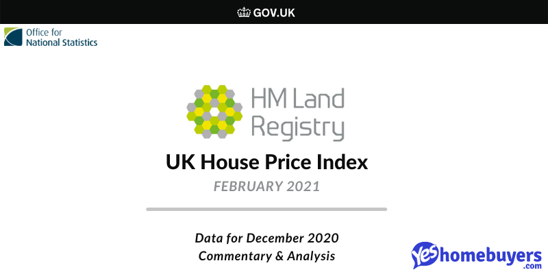 ONS House Price Release: Feb 2021