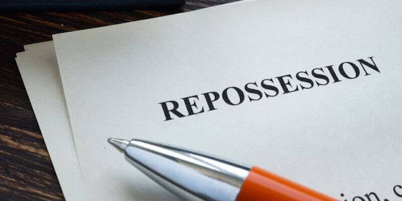 Stop House Repossession