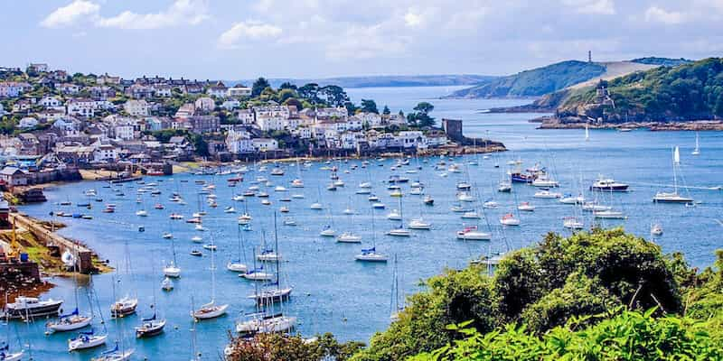 Sailing Hotspots & House Prices