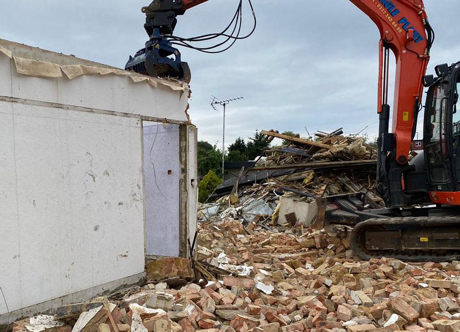 Full House Demolition London